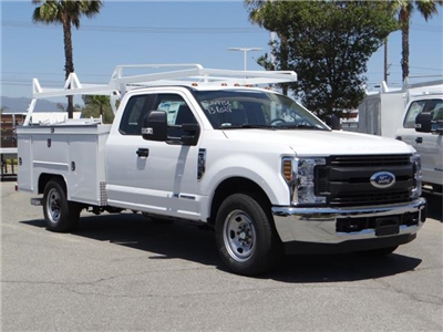 2018 F-350 Super Cab,  Scelzi Signature Service Service Body #FJ2943 - photo 6