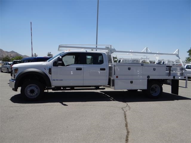 2018 F-450 Crew Cab DRW 4x2,  Scelzi Contractor Body #FJ2944 - photo 3