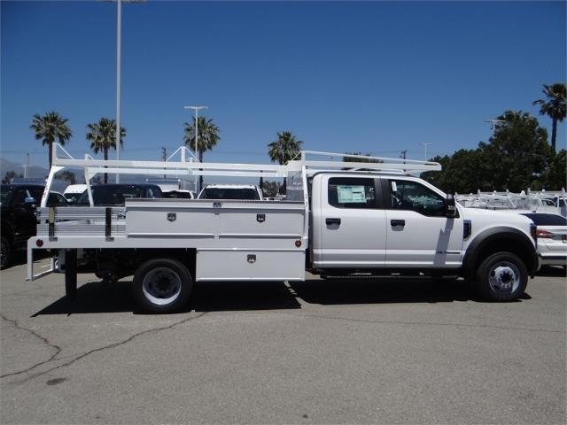 2018 F-450 Crew Cab DRW 4x2,  Scelzi Contractor Body #FJ2944 - photo 5