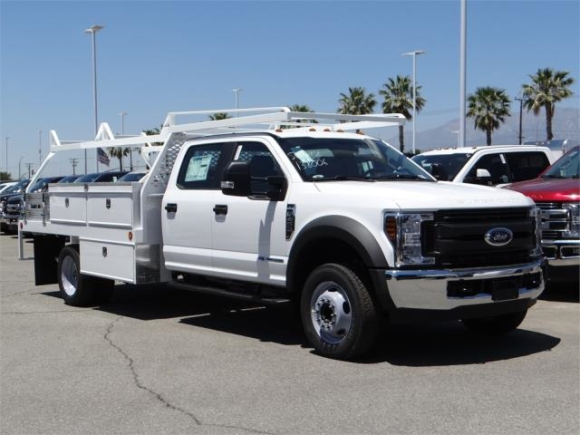 2018 F-450 Crew Cab DRW 4x2,  Scelzi Contractor Body #FJ2944 - photo 6