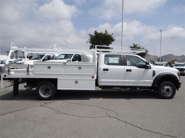 2018 F-450 Crew Cab DRW 4x2,  Scelzi Contractor Body #FJ2987 - photo 5