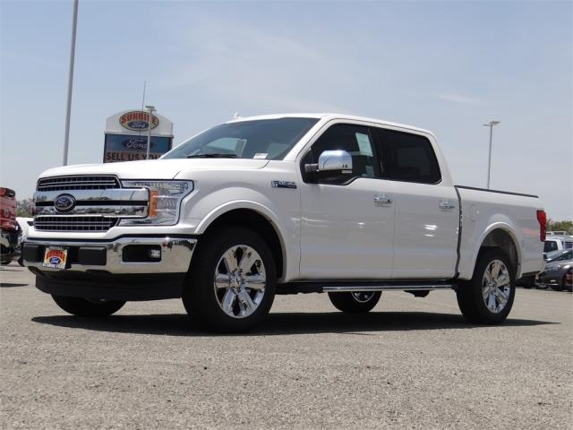 2018 F-150 SuperCrew Cab,  Pickup #FJ2993 - photo 1