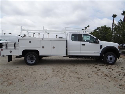 2018 F-450 Super Cab DRW,  Scelzi Combo Bodies Combo Body #FJ3027 - photo 5
