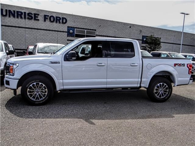 2018 F-150 SuperCrew Cab 4x4,  Pickup #FJ3133DT - photo 3