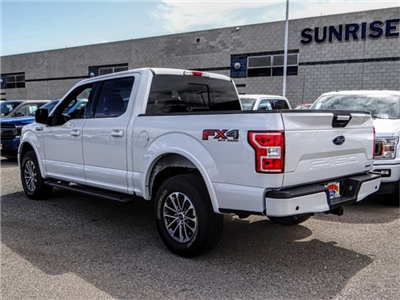 2018 F-150 SuperCrew Cab 4x4,  Pickup #FJ3133DT - photo 2