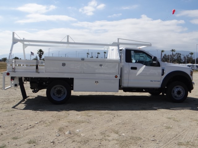 2018 F-450 Regular Cab DRW 4x2,  Scelzi CTFB Contractor Body #FJ3173 - photo 14