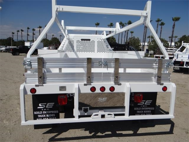 2018 F-450 Regular Cab DRW 4x2,  Scelzi CTFB Contractor Body #FJ3173 - photo 9
