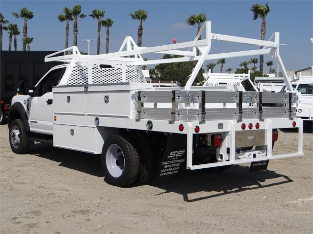 2018 F-450 Regular Cab DRW 4x2,  Scelzi CTFB Contractor Body #FJ3173 - photo 2