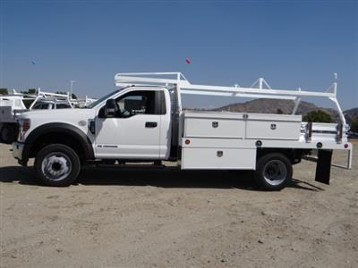 2018 F-450 Regular Cab DRW 4x2,  Scelzi CTFB Contractor Body #FJ3173 - photo 11
