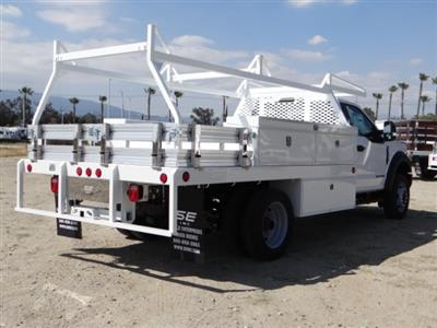 2018 F-450 Regular Cab DRW 4x2,  Scelzi CTFB Contractor Body #FJ3173 - photo 13