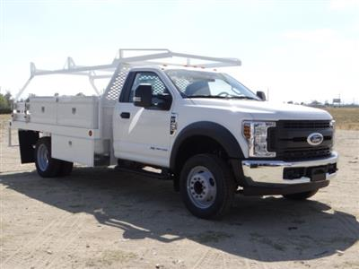 2018 F-450 Regular Cab DRW 4x2,  Scelzi CTFB Contractor Body #FJ3173 - photo 15