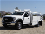 2018 F-450 Regular Cab DRW 4x2,  Scelzi Contractor Body #FJ3173 - photo 1