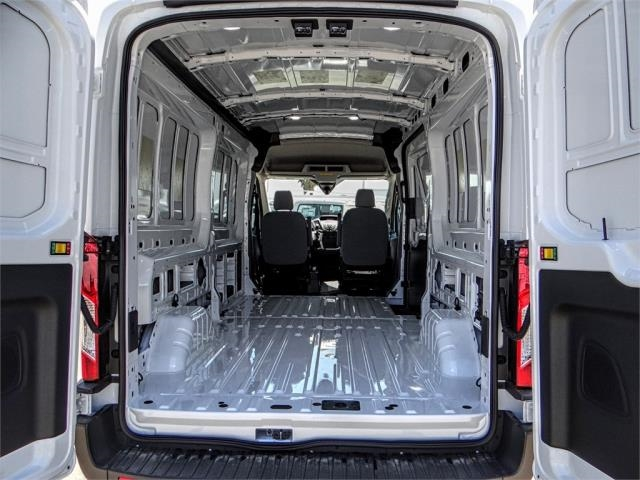 2018 Transit 250 Med Roof 4x2,  Empty Cargo Van #FJ3182 - photo 2