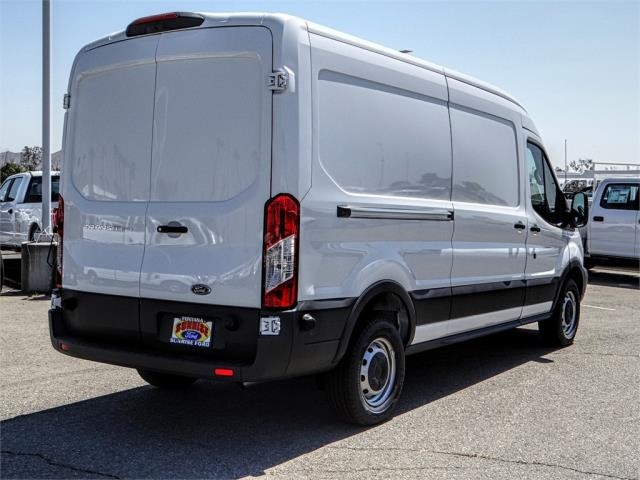 2018 Transit 250 Med Roof 4x2,  Empty Cargo Van #FJ3182 - photo 5