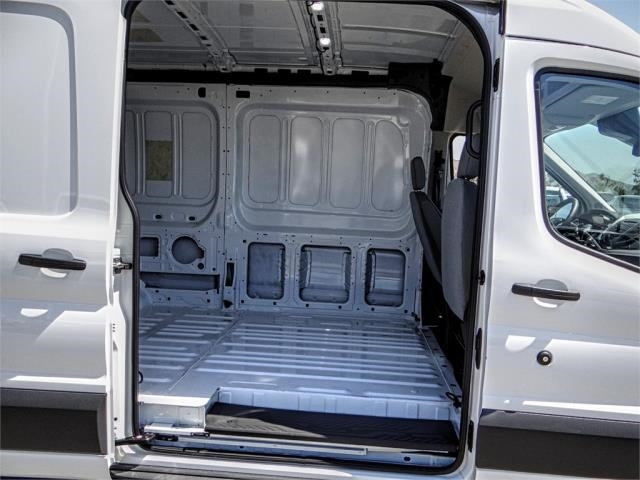 2018 Transit 250 Med Roof 4x2,  Empty Cargo Van #FJ3182 - photo 9