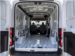 2018 Transit 250 Med Roof 4x2,  Empty Cargo Van #FJ3182 - photo 1