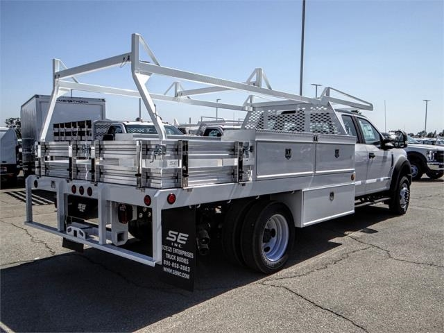 2018 F-550 Super Cab DRW 4x2,  Scelzi Contractor Body #FJ3205 - photo 4