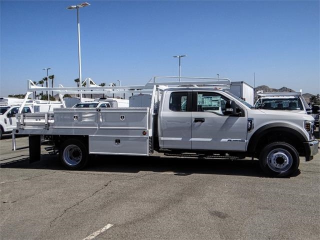 2018 F-550 Super Cab DRW 4x2,  Scelzi Contractor Body #FJ3205 - photo 5