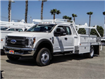 2018 F-550 Super Cab DRW 4x2,  Scelzi Contractor Body #FJ3205 - photo 1