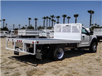 2018 F-550 Regular Cab DRW,  Scelzi Western Flatbed #FJ3224 - photo 4
