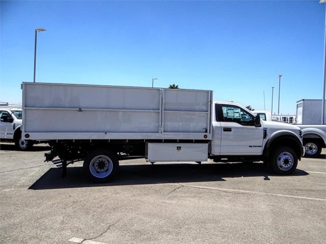 2018 F-550 Regular Cab DRW 4x2,  Scelzi Landscape Dump #FJ3247 - photo 5