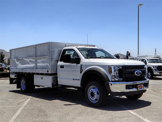 2018 F-550 Regular Cab DRW 4x2,  Scelzi Landscape Dump #FJ3247 - photo 6