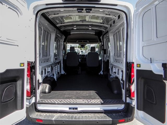 2018 Transit 250 Med Roof 4x2,  Empty Cargo Van #FJ3289 - photo 2
