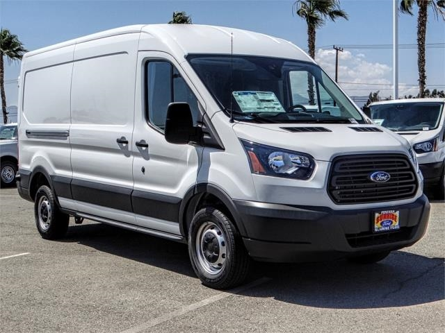 2018 Transit 250 Med Roof 4x2,  Empty Cargo Van #FJ3289 - photo 7