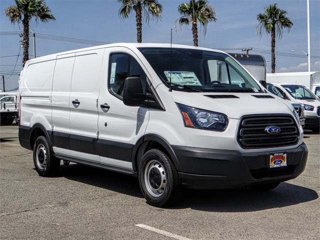 2018 Transit 150 Low Roof 4x2,  Empty Cargo Van #FJ3340 - photo 7