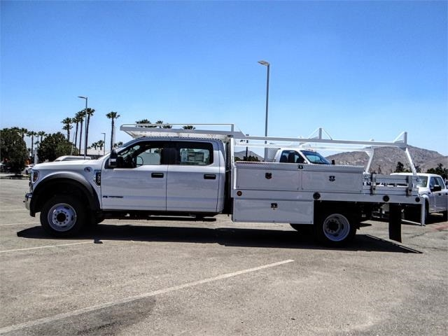 2018 F-550 Crew Cab DRW 4x2,  Scelzi Contractor Body #FJ3406 - photo 3