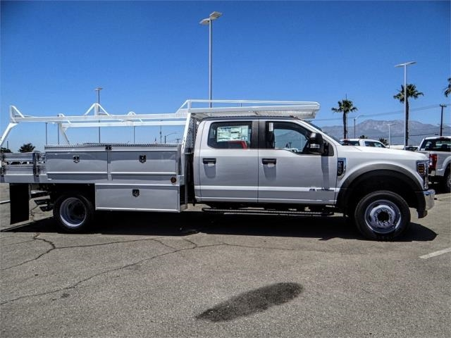 2018 F-550 Crew Cab DRW 4x2,  Scelzi Contractor Body #FJ3406 - photo 5