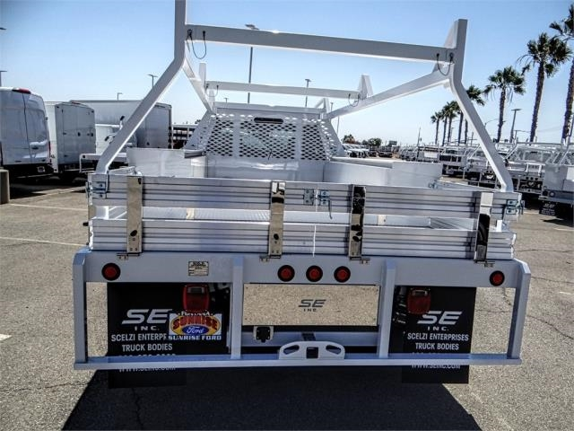 2018 F-450 Regular Cab DRW 4x2,  Scelzi Contractor Body #FJ3407 - photo 9