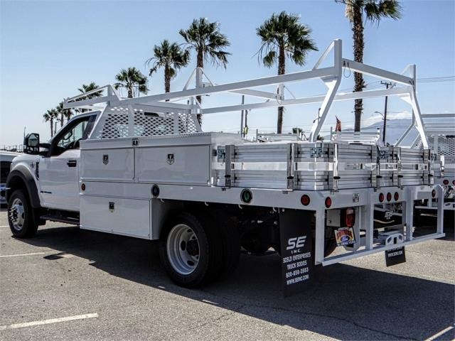 2018 F-450 Regular Cab DRW 4x2,  Scelzi Contractor Body #FJ3407 - photo 2