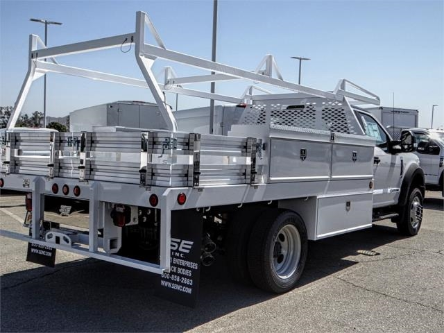 2018 F-450 Regular Cab DRW 4x2,  Scelzi Contractor Body #FJ3407 - photo 4