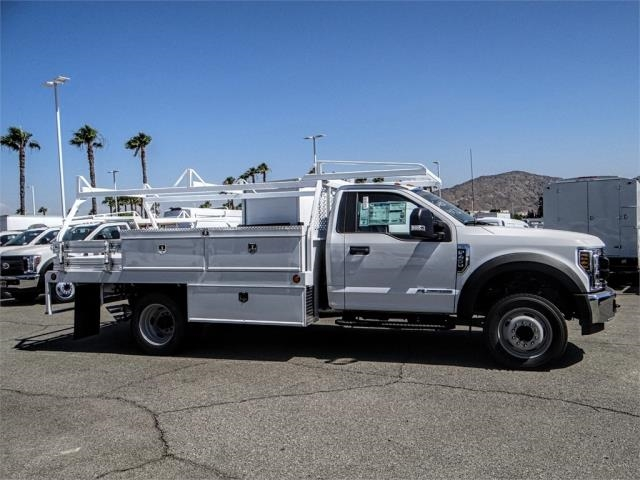 2018 F-450 Regular Cab DRW 4x2,  Scelzi Contractor Body #FJ3407 - photo 5