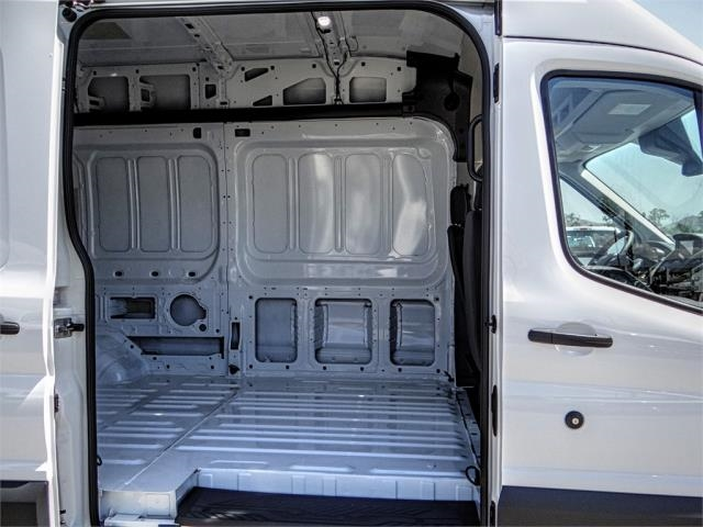 2018 Transit 350 HD High Roof DRW 4x2,  Empty Cargo Van #FJ3410 - photo 9