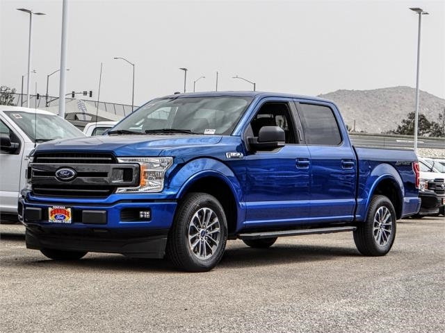 2018 F-150 SuperCrew Cab 4x2,  Pickup #FJ3423 - photo 1