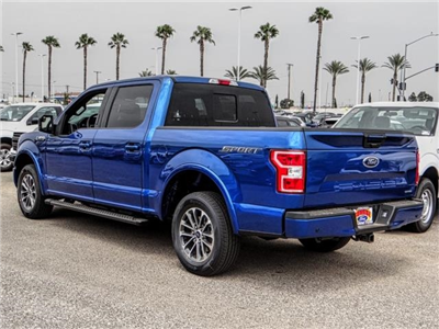 2018 F-150 SuperCrew Cab 4x2,  Pickup #FJ3423 - photo 2