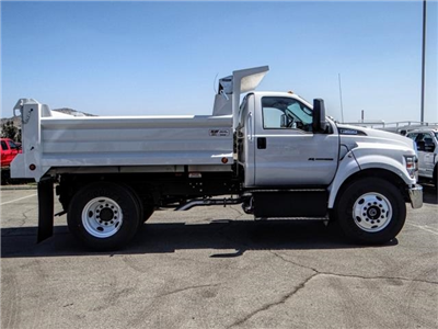 2018 F-650 Regular Cab DRW 4x2,  Scelzi Dump Body #FJ3425 - photo 5