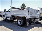 2018 F-650 Regular Cab DRW 4x2,  Scelzi Dump Body #FJ3425 - photo 1
