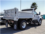 2018 F-650 Regular Cab DRW 4x2,  Scelzi Dump Body #FJ3425 - photo 4