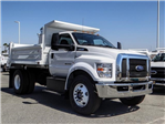 2018 F-650 Regular Cab DRW 4x2,  Scelzi Dump Body #FJ3425 - photo 6
