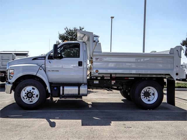 2018 F-650 Regular Cab DRW 4x2,  Scelzi Dump Body #FJ3453 - photo 3