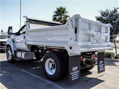 2018 F-650 Regular Cab DRW 4x2,  Scelzi Dump Body #FJ3453 - photo 2