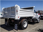 2018 F-650 Regular Cab DRW 4x2,  Scelzi Dump Body #FJ3453 - photo 4