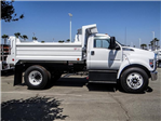 2018 F-650 Regular Cab DRW 4x2,  Scelzi Dump Body #FJ3453 - photo 5