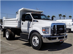 2018 F-650 Regular Cab DRW 4x2,  Scelzi Dump Body #FJ3453 - photo 6