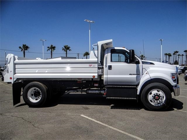 2018 F-750 Regular Cab DRW 4x2,  Scelzi Dump Body #FJ3454 - photo 5