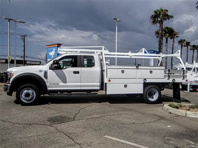 2018 F-450 Super Cab DRW 4x2,  Scelzi Contractor Body #FJ3504 - photo 3