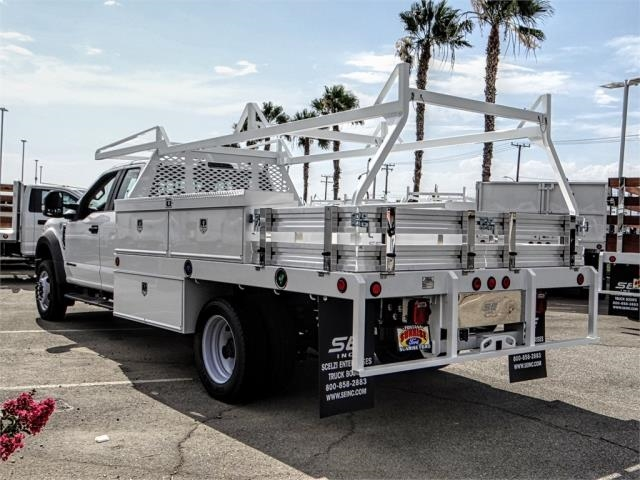 2018 F-450 Super Cab DRW 4x2,  Scelzi Contractor Body #FJ3504 - photo 2